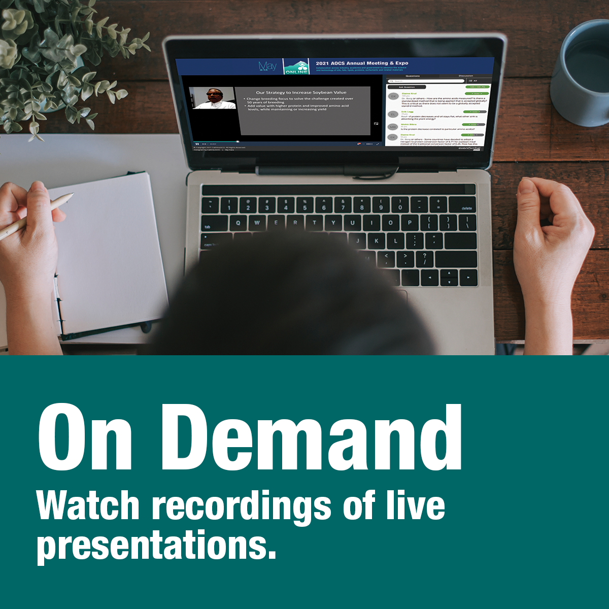 Browse on-demand recordings