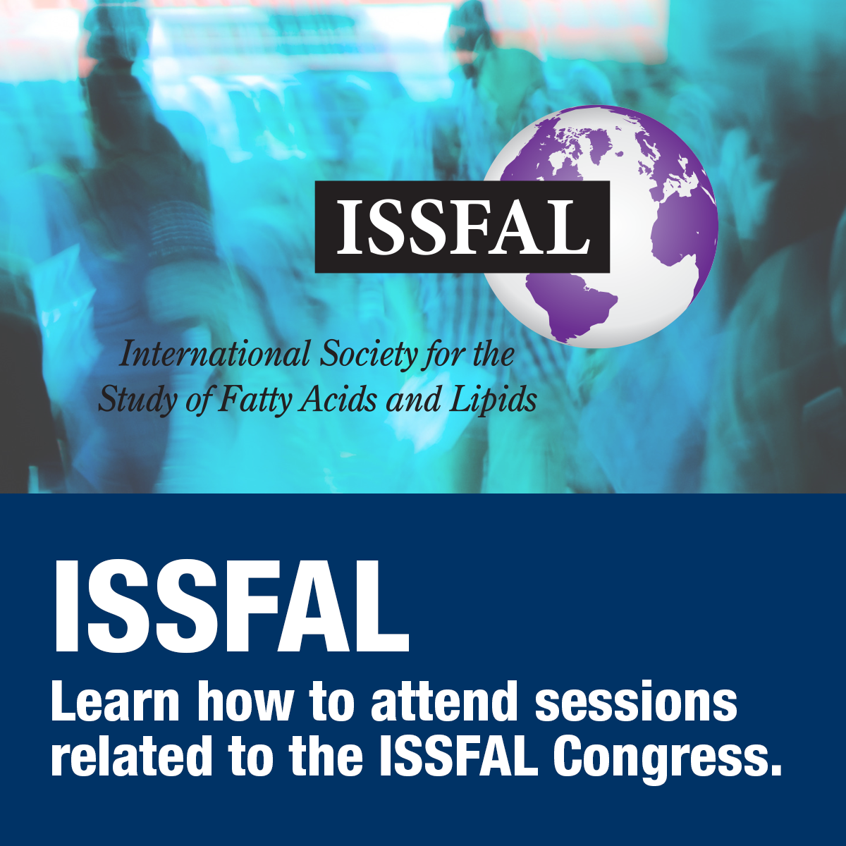 Learn how to view ISSFAL Congress sessions